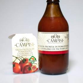 Salsa Pomodoro ciliegino di pachino IGP