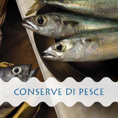 Conserve Campisi di pesce
